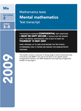 2009-SATs-Maths-Mental-Maths-Transcript