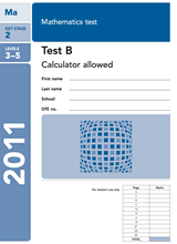 2011-SATs-Maths-B-Calculator