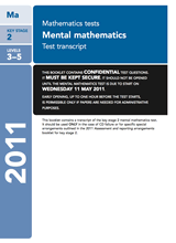 2011-SATs-Maths-Mental-Maths-Transcripts